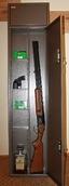 Сейф оружейный Г-1 на 2 ружья высотой до 1270 мм