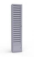 Абонентский шкаф ША-18 Д