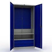 Шкаф инструментальный Практик TC-1995-042020